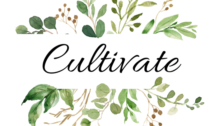 Cultivate - Women's Fall Retreat logo image