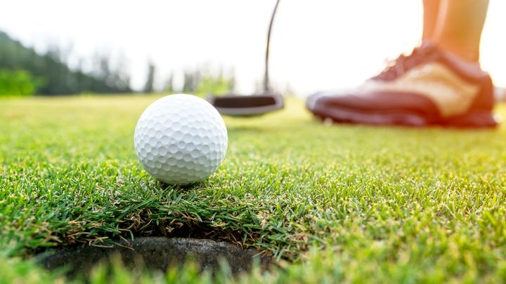 Beat The Pastor: Golf Day logo image