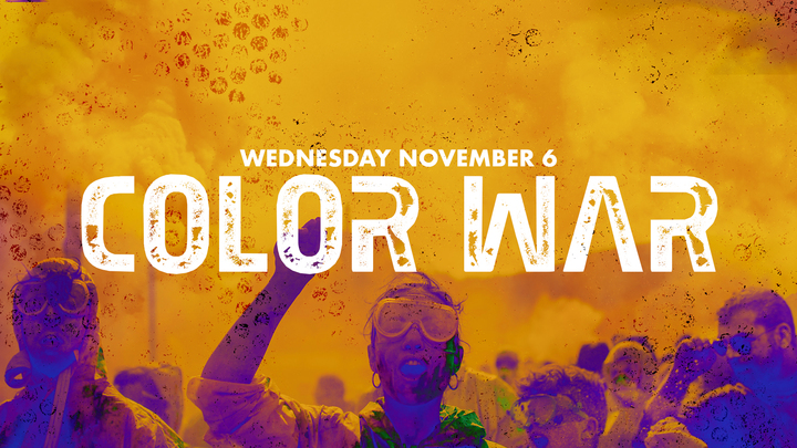 Color War (Great Life Youth) logo image