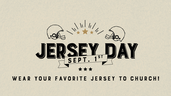 Jersey Day at Cook! logo image