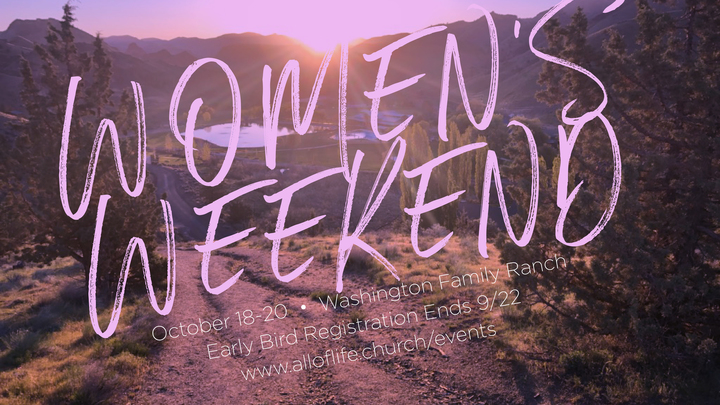 Women's Weekend logo image
