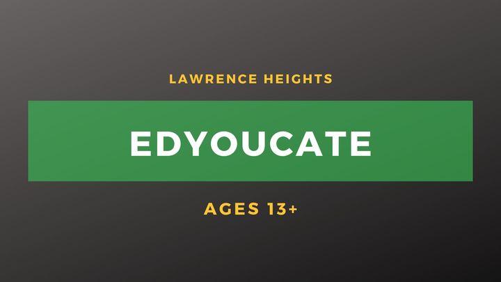 EDYOUCATE | Grades 8+ logo image