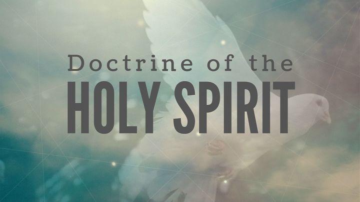 The Doctrine of the Holy Spirit logo image