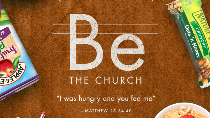 Be The Church Homeless Students Outreach logo image