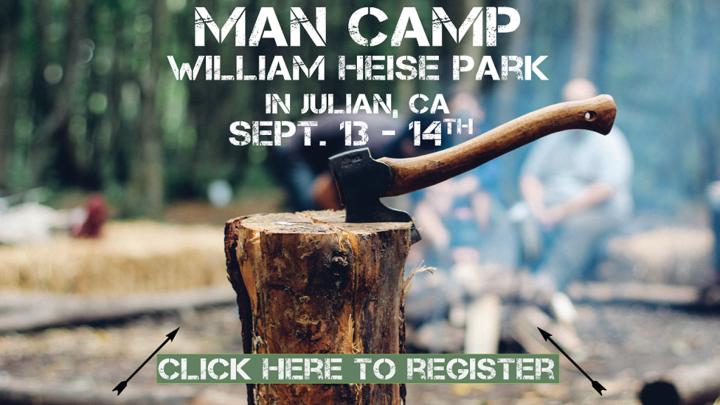 Man Camp 2019 logo image