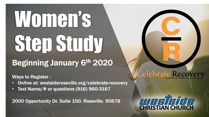 Women's Step Study logo image