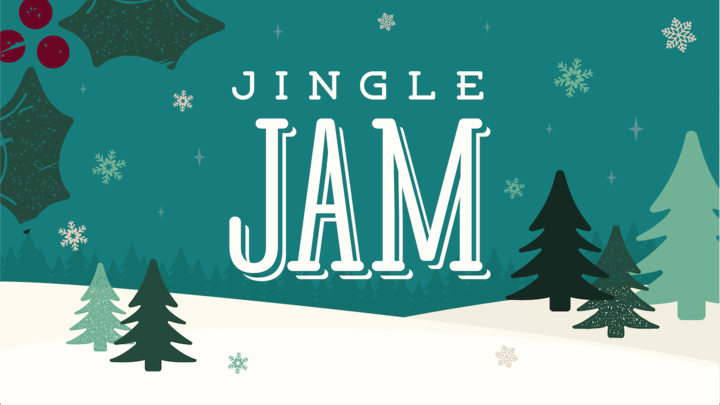Jingle Jam logo image