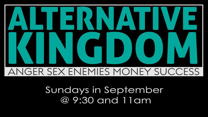 September Sunday Series - Alternative Kingdom logo image