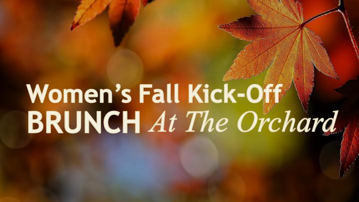 Women's Fall Brunch logo image