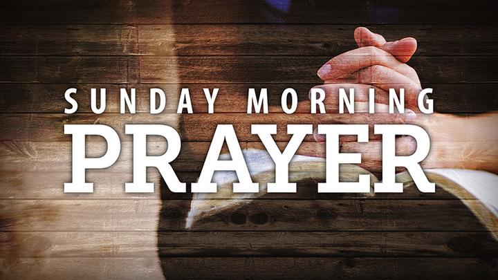 Sunday Morning Prayer logo image