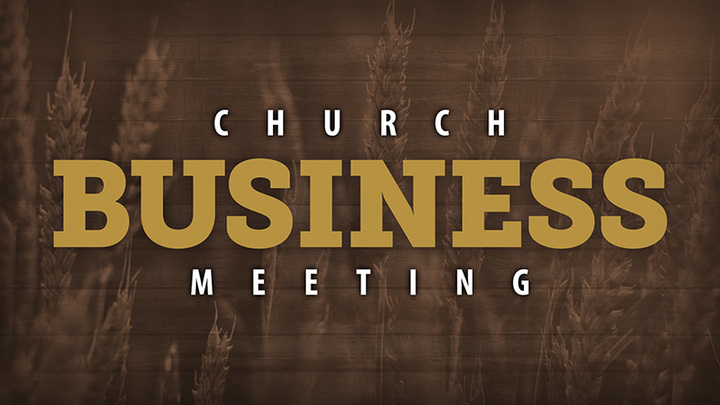 Annual Business Meeting logo image