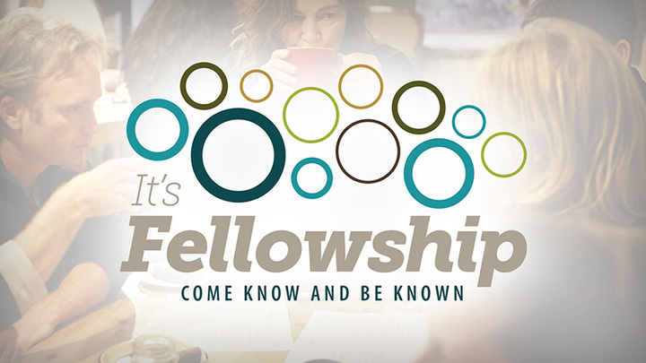 It's Fellowship logo image