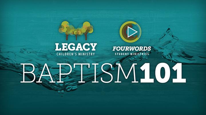 Baptism Class logo image