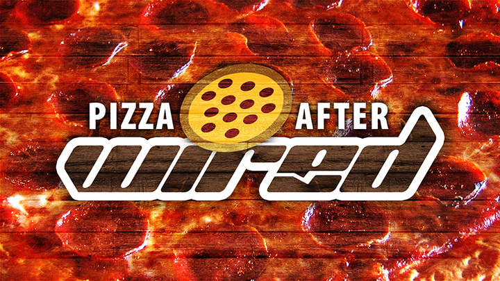 Pizza After WIRED logo image