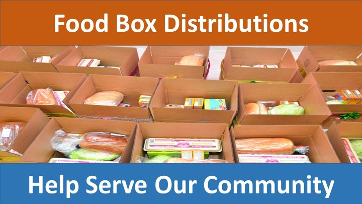 Food Box Distribution logo image