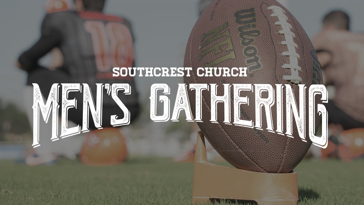 Men's Gathering (Newnan Campus) logo image