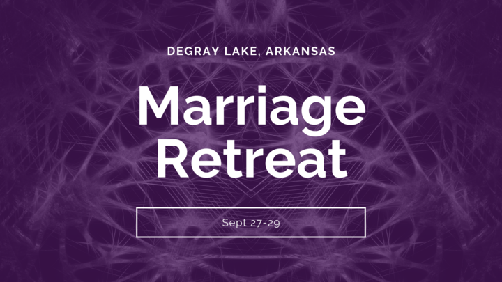 Marriage Enrichment Weekend logo image