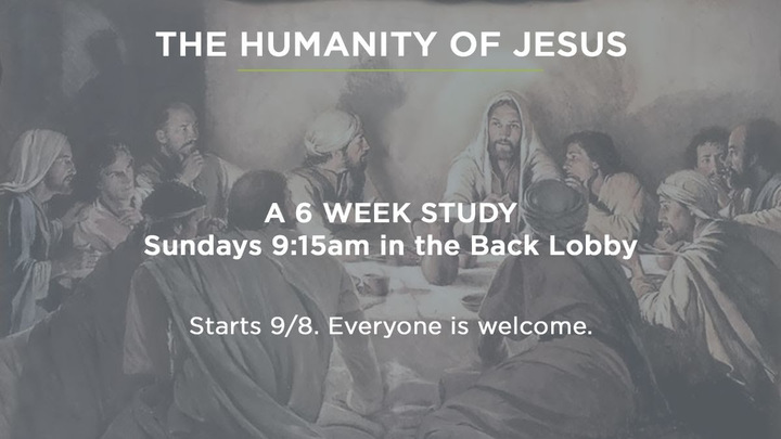 The Humanity of Jesus logo image