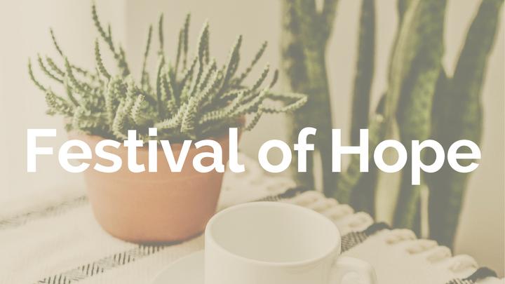 Festival of Hope logo image