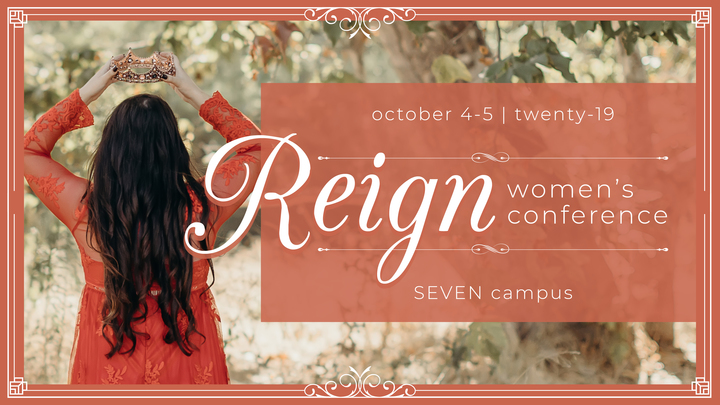 Reign 2019 - Wear Your Crown Proudly logo image