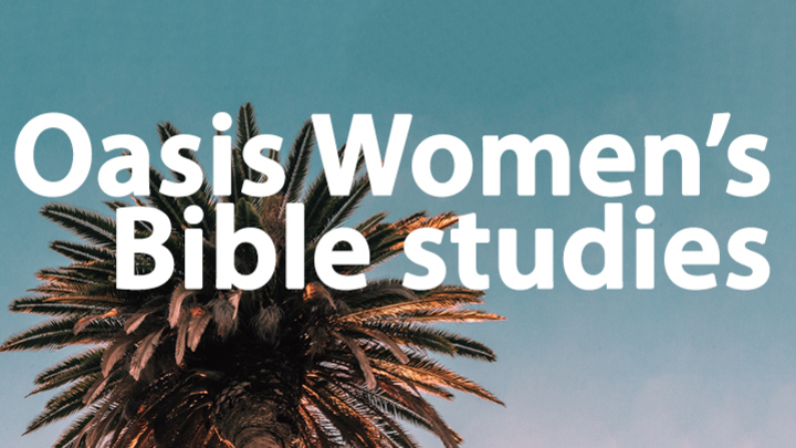 Oasis Women's Bible Studies - Entrusted logo image