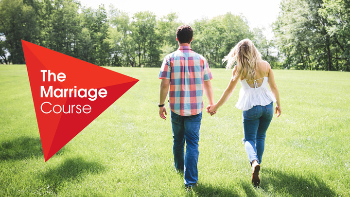 The Marriage Course logo image