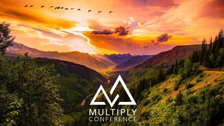 2019 Multiply Conference logo image