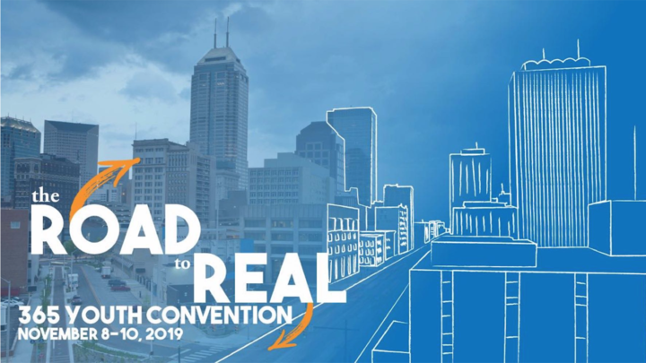 365 State Youth Convention logo image
