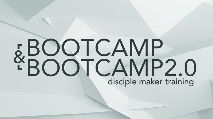 Disciple Maker Training logo image