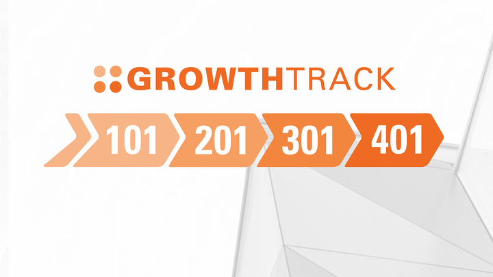 Growth Track Fast Track logo image