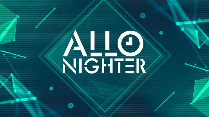 High School All-Nighter logo image