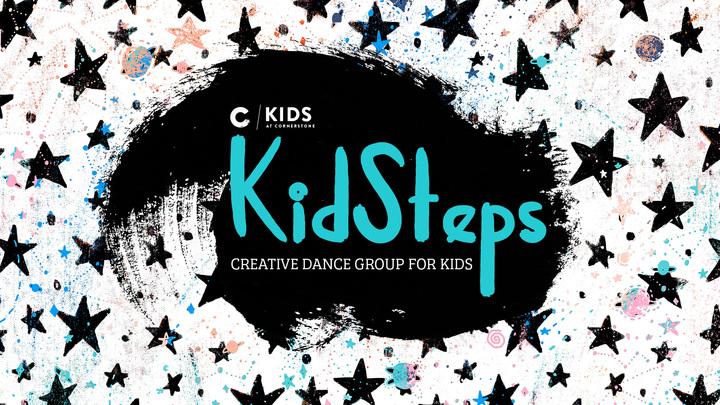 KidSteps •Creative Dance Group for Kids logo image