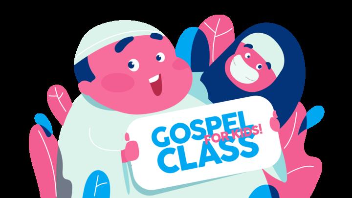 TG | Gospel Class for Kids logo image