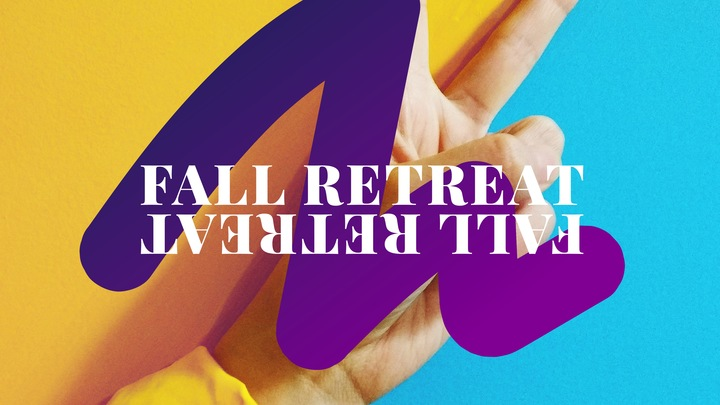 Fall Retreat 2019 logo image