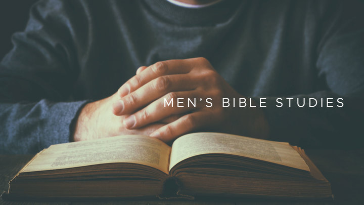 Men's Bible Study | The Gospel of Mark logo image