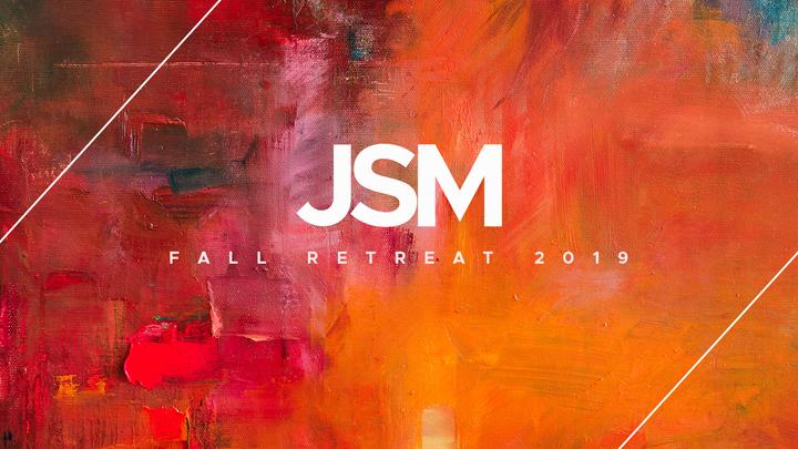 JSM Fall Retreat 2019 logo image