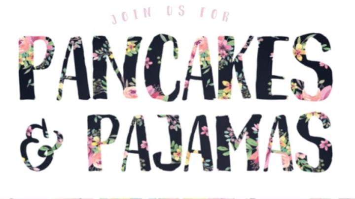 Middle School Girls' Night - Pancakes & Pajamas logo image