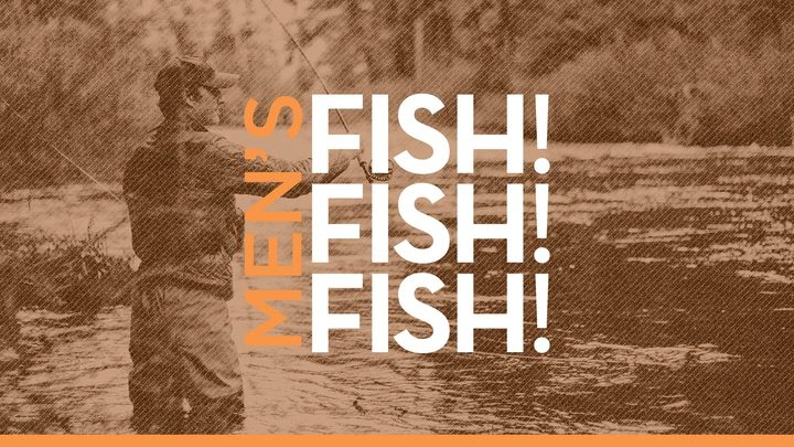 Men's Ministry FISH! FISH! FISH! Event logo image