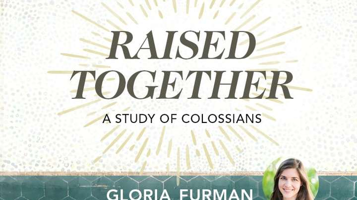 "R.E.A.L. Women TUES PM ""Raised Together: A Study of Colossians"" Led by Georgia Franklin logo image"
