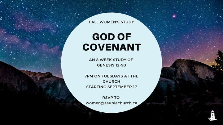 God Of Covenant Bible Study  logo image