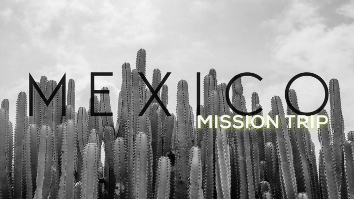 Students Mexico Missions Trip logo image