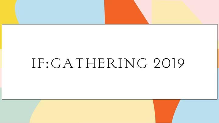IF: Gathering logo image