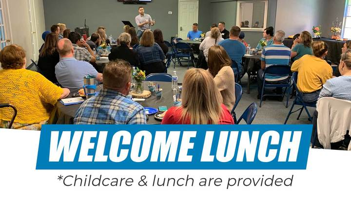 Welcome Lunch | September 29 logo image