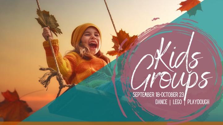Fall Kids Groups 2019 logo image