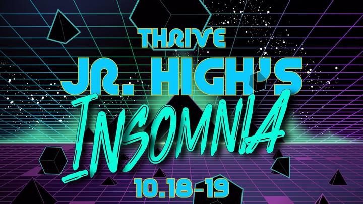 Junior High Insomnia logo image