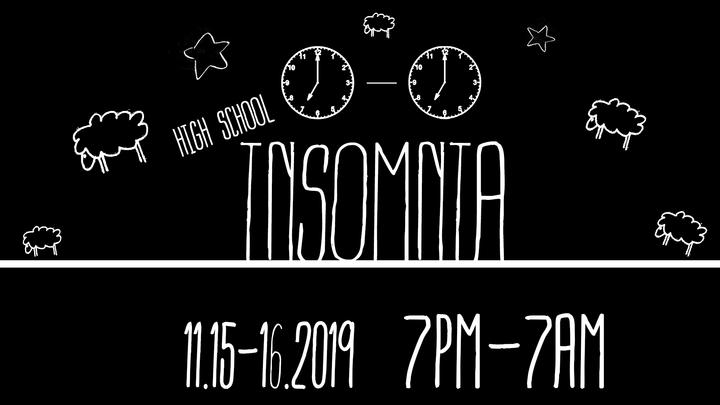 High School Insomnia logo image