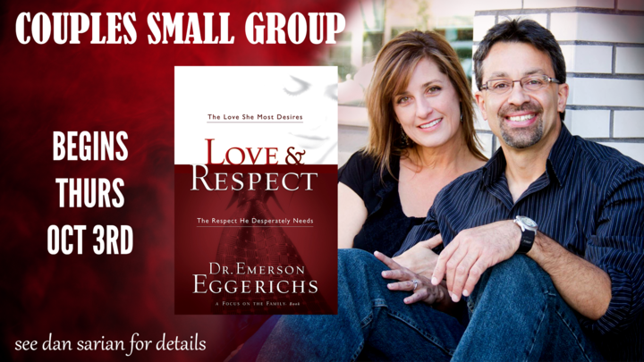Littleton Small Group Rebecca and Dan Sarian logo image