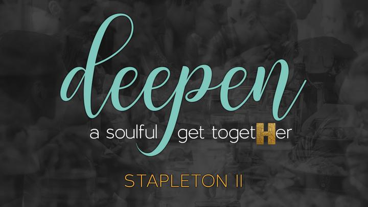 Deepen Dinner-Stapleton II logo image