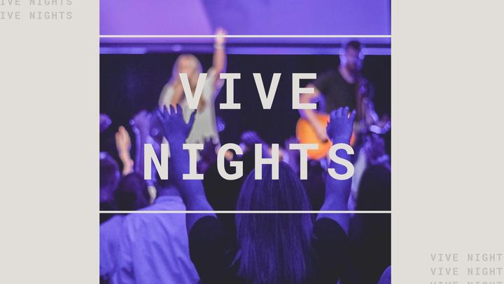 VIVE NIGHT logo image