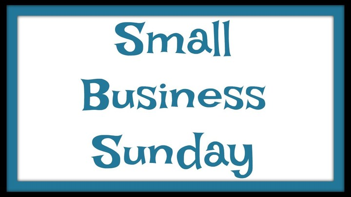 Small Business Sunday logo image